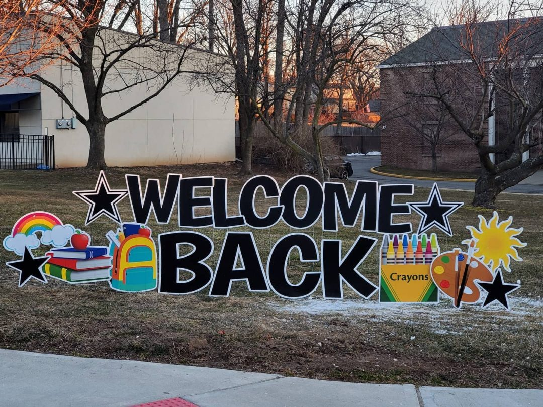 SD WELCOME BACK