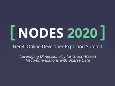 NODES 2020 Neo4j Online Developer Expo and Summit