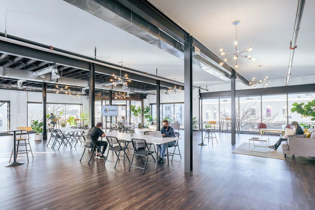 coworking in baltimore, md